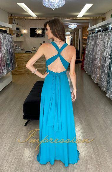 Vestido infinity dress